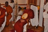 Felicitation Ceremony on 9th April 2017- Ven. Wimalabuddhi reaching 60 years of Monkhood