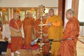 Dhamma Hall Opening Ceremony - 20 Sept. 2009