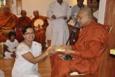 Dhamma School Prize Awarding Ceremony - 20 Sept. 2009, Photo Courtesy: Nimal Egodagedara
