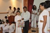 Dhamma School Prize Awarding Ceremony - 26 June 2010 (Courtesy:Nimal Egodagedara)