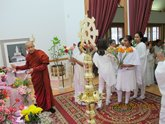 Vesak  B.E. 2561 - 13 and 14 May 2017.